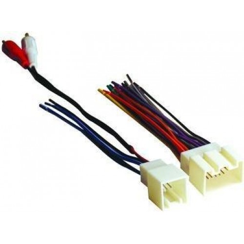 WIRE HARNESS SELECT FORD/LINC/MERC - WIRE HARNESSES